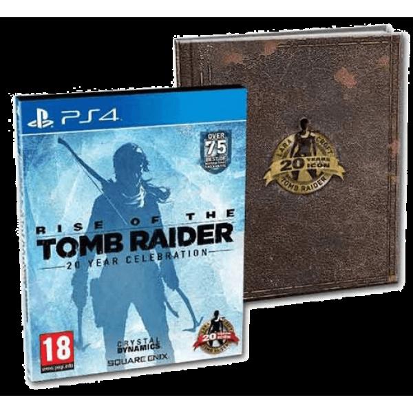 Rise of the Tomb Raider (20 Year Celebration Artbook Edition)