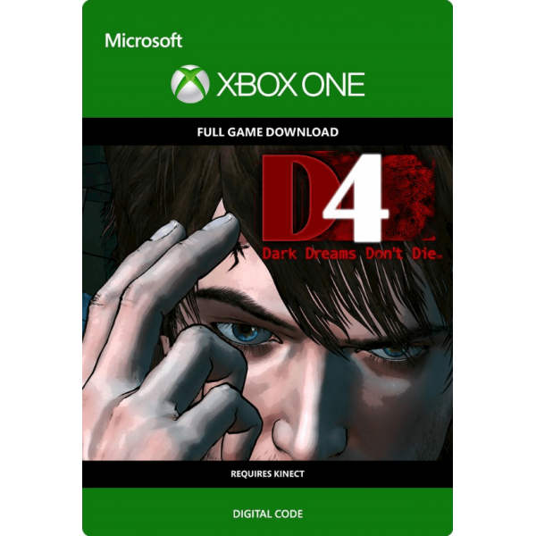 D4: Dark Dreams Don't Die (digitálny kód)