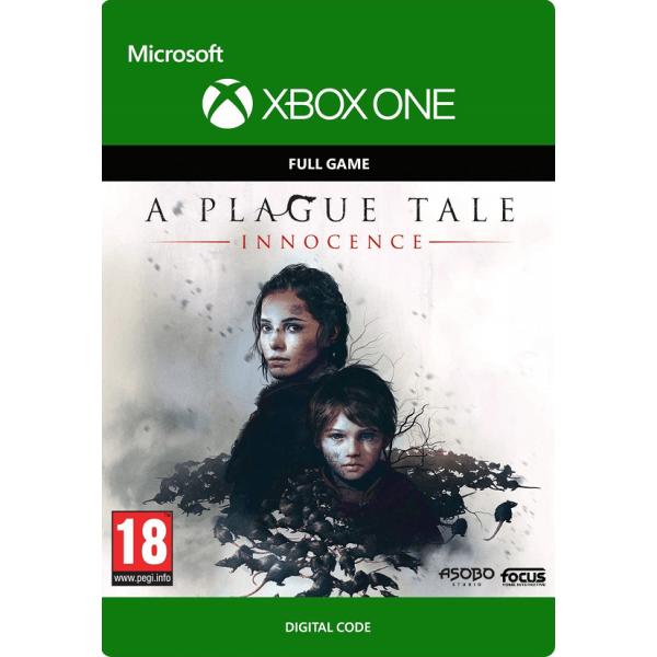 A Plague Tale:  (digitálny kód)