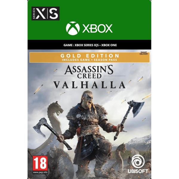 Assassin's Creed Valhalla (Gold Edition) (digitálny kód)