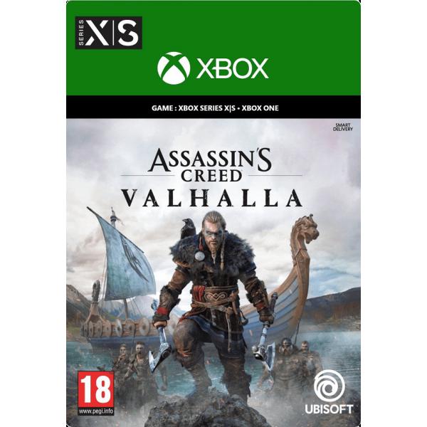 Assassin's Creed Valhalla (digitálny kód)