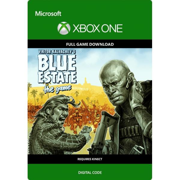 Blue Estate (digitálny kód)