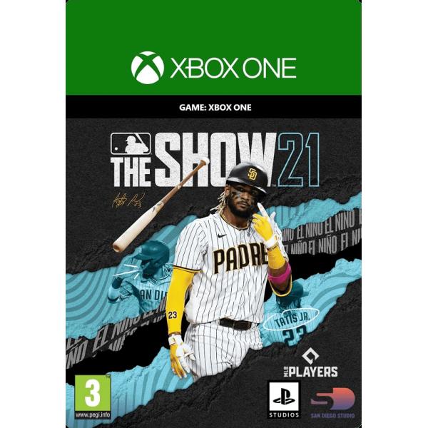 MLB The Show 21 (digitálny kód)