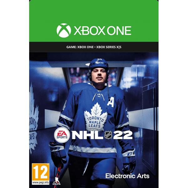 NHL 22 (digitálny kód)