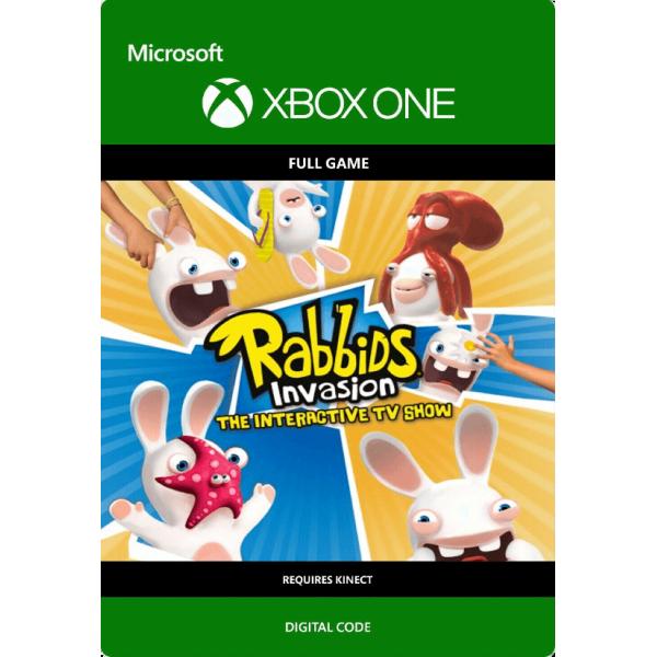 Rabbids Invasion: The Interactive TV Show (digitálny kód)