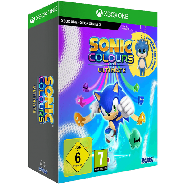 Sonic Colours Ultimate (Launch Edition)