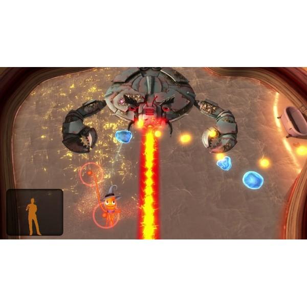Squid Hero for Kinect (digitálny kód)