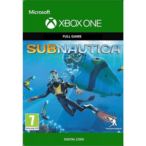 Subnautica (digitálny kód)