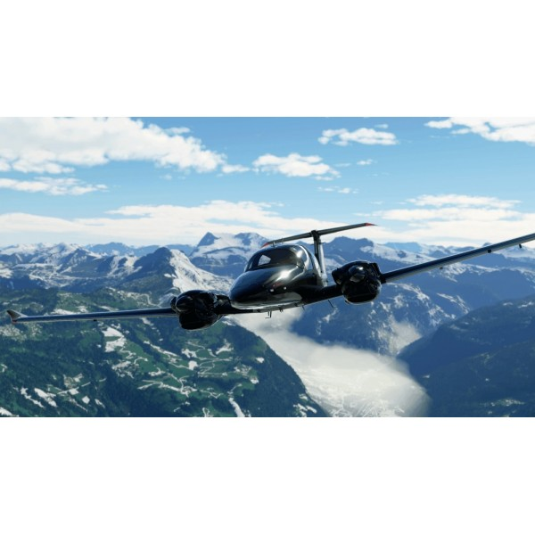 Microsoft Flight Simulator (digitálny kód)