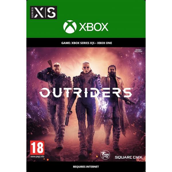 Outriders (Day One Edition) (digitálny kód)