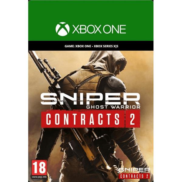 Sniper: Ghost Warrior Contracts 2 (digitálny kód)