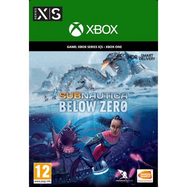 Subnautica: Below Zero (digitálny kód)