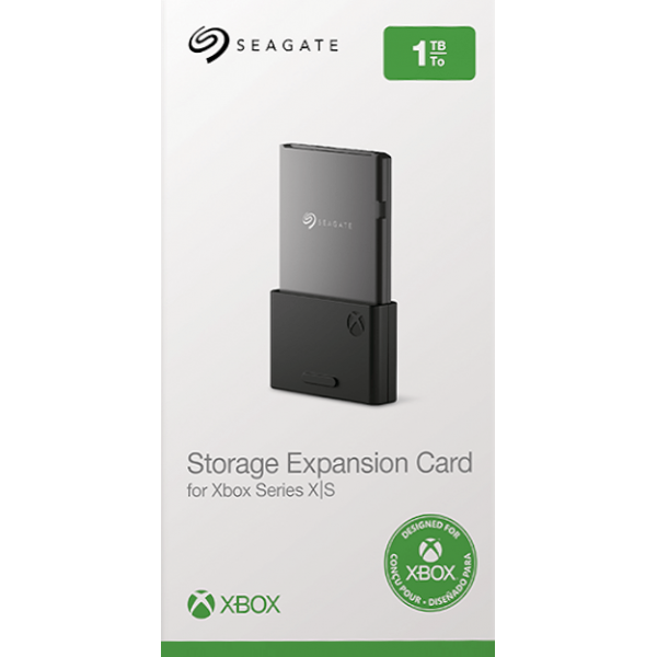 Seagate Storage Expansion Card Xbox Series X|S 1TB SSD