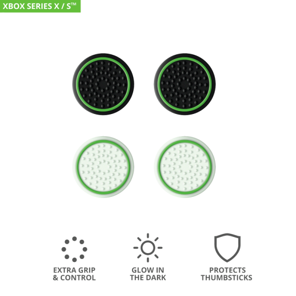 GXT267 4-Pack Thumb Grips (Xbox Series)