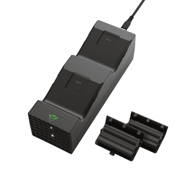 Trust GXT 250 Duo Charging Dock pre Xbox Series X/S