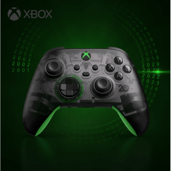 Xbox Series Wireless Controller 20th Anniversary Special Edition