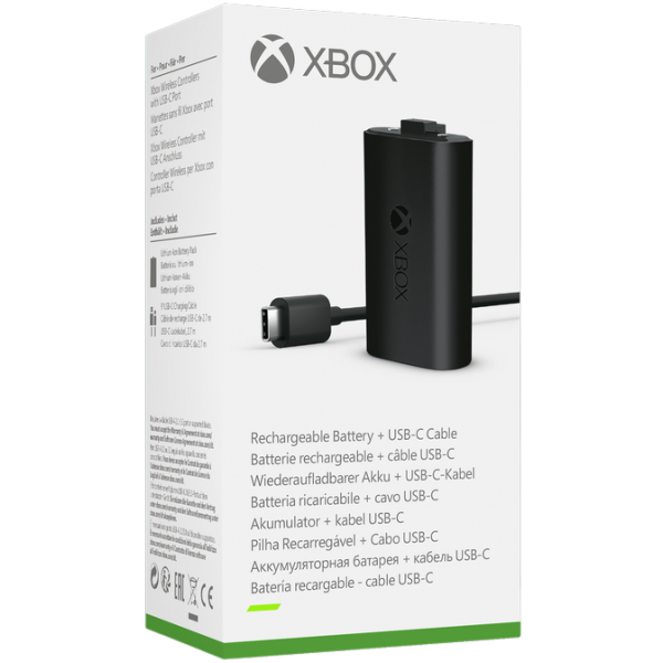 Xbox Series Play & Charge Kit (USB-C)