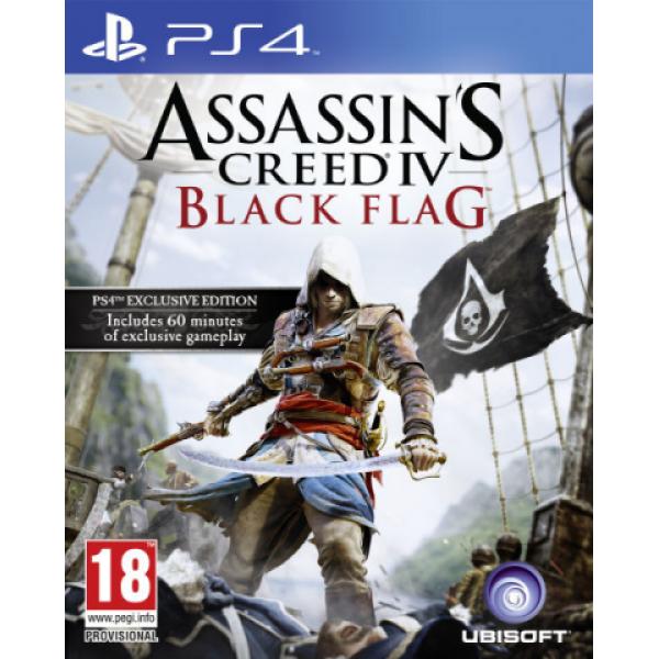 Assassin's Creed IV: Black Flag CZ
