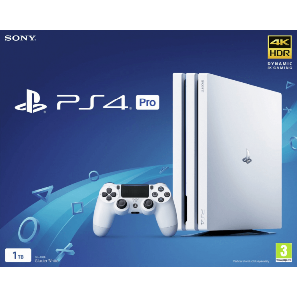 Playstation 4 Pro 1TB (white)