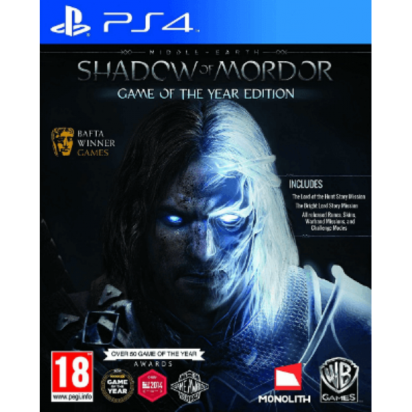Middle Earth: Shadow of Mordor (Game of the Year Edition)