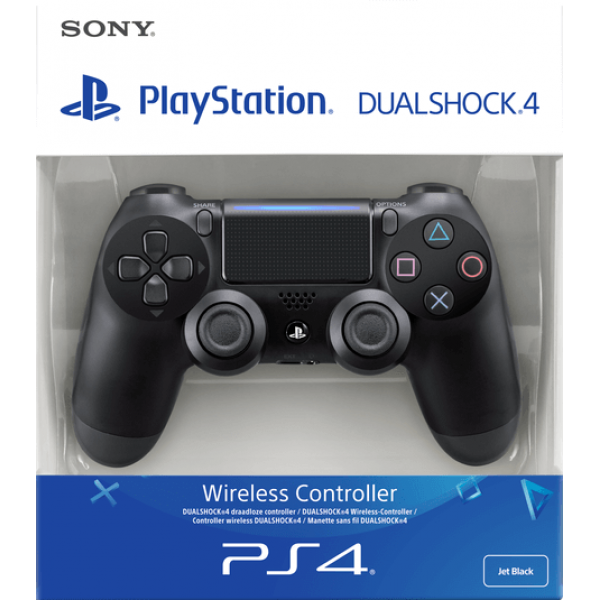 Sony PlayStation DualShock 4 v2 (black)