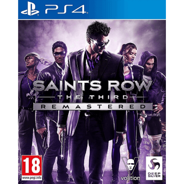 Saints Row: The Third (Remastered)