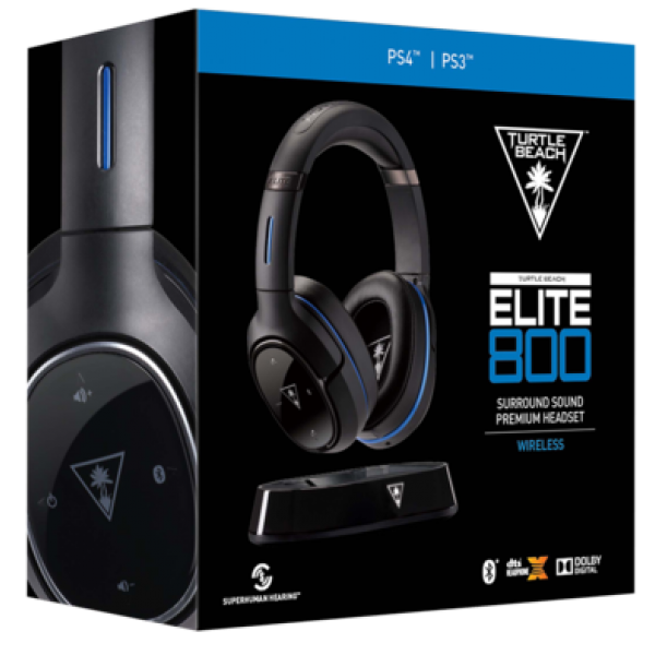Turtle Beach Elite 800 Premium Gaming Headset (PS4)
