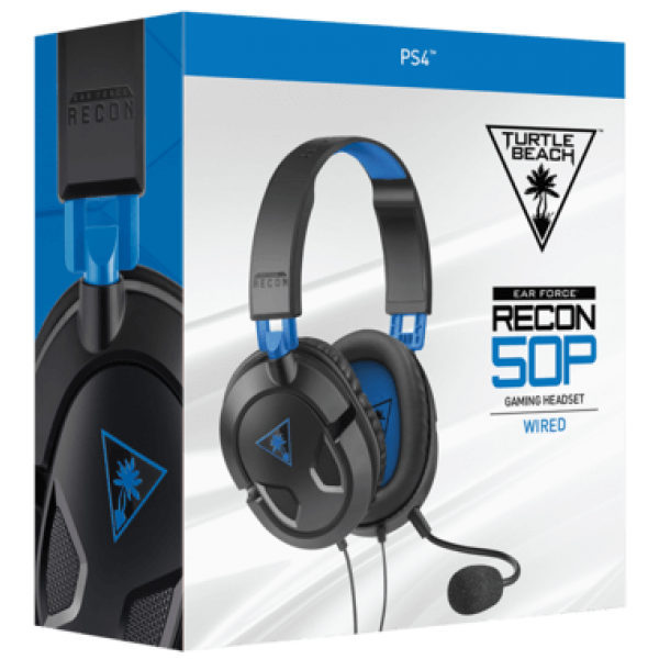 Turtle Beach Recon 50P Stereo Gaming Headset (PS4/PS5)