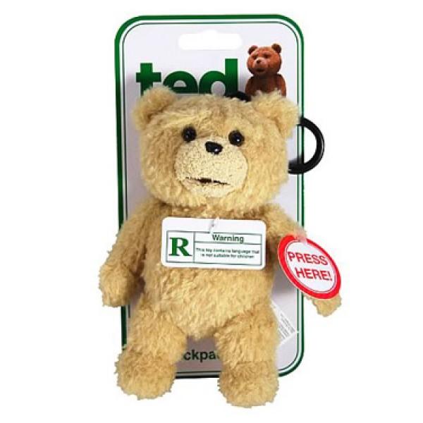 Ted - rozprávajúci 15 cm