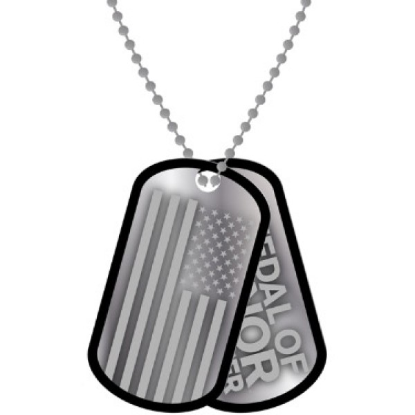 Medal of Honor: Warfighter Dog Tags