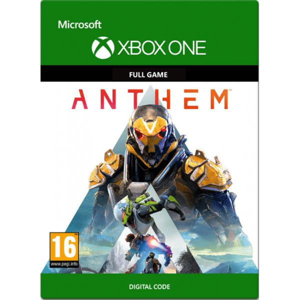 Anthem (digitálny kód)