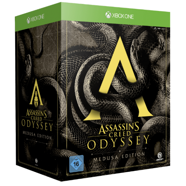 Assassin's Creed Odyssey (Medusa Edition)