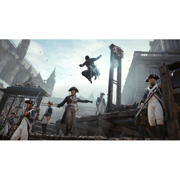 Assassin's Creed:Unity