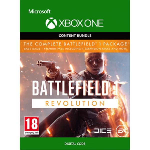 Battlefield 1: Revolution (digitálny kód)