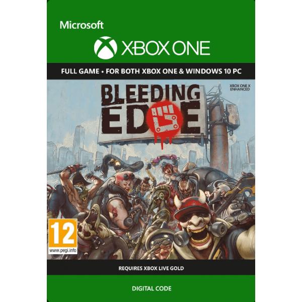 Bleeding Edge (digitálny kód)