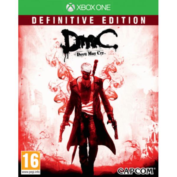 DmC: Definitive Edition