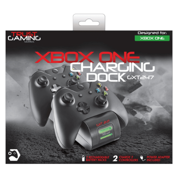 GXT 247 Xbox One Duo Charging Dock