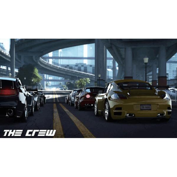 The Crew (digitálny kód)