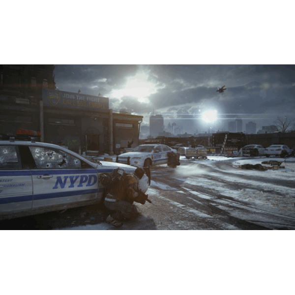 Tom Clancy's: The Division CZ