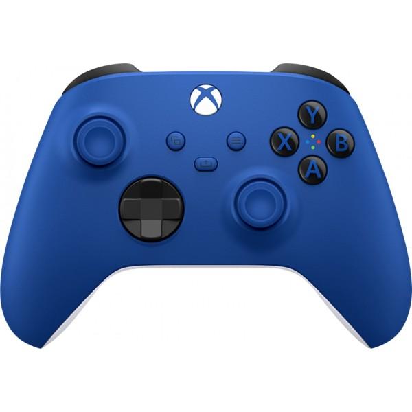 Xbox Series Wireless Controller Shock Blue